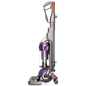 Dyson vacuum cleaner repair | A side view of the machine